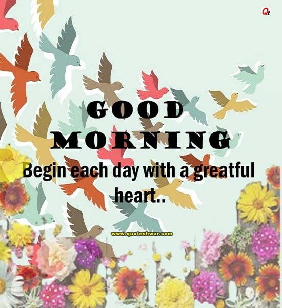 Good Morning Wishes