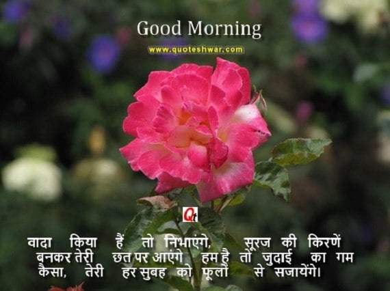 Good Morning Quote